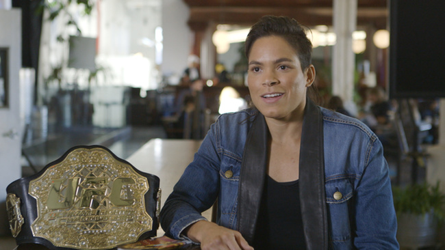 community news, Amanda Nunes on KOing Ronda Rousey and Creating Her Own Shine