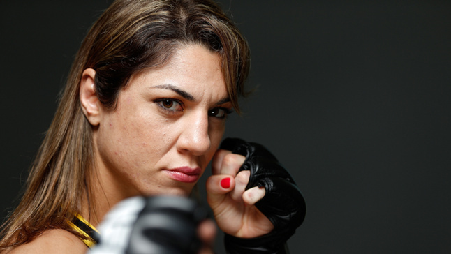 Bethe Correia: I hope Ronda Rousey doesn't kill herself after I humiliate her at UFC 190