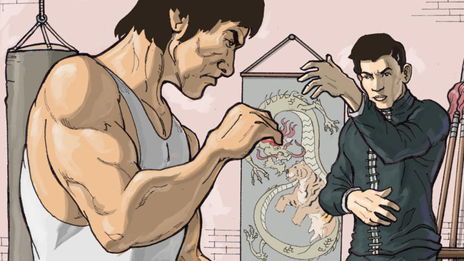 Bruce Lee Vs Wong Jack Man Fact Fiction And The Birth Of The Dragon