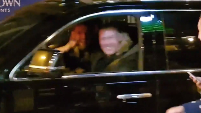 community news, Conor McGregor Coincidentally Pulls Up On Two Irishmen Pretending to be Conor McGregor