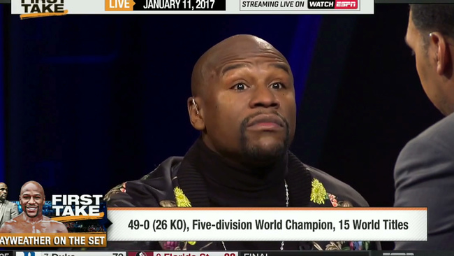 community news, Floyd Mayweather Willing to Give Conor McGregor $15 Million to Fight