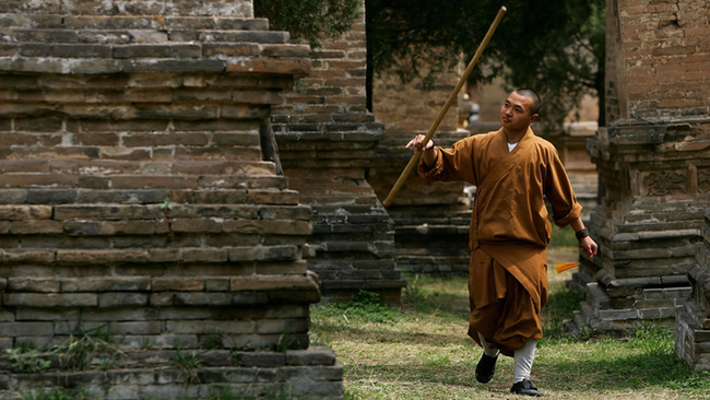 From Staff to Fist: Origins of Shaolin Martial Arts