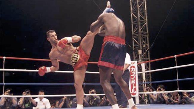 Jack Slack: The True Power of the Axe Kick | FIGHTLAND