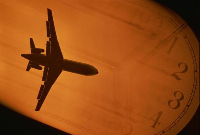 how to avoid jet lag going east