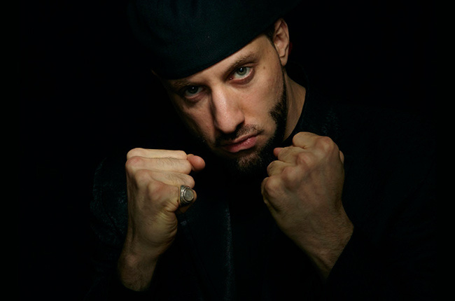 Delightful R.A. The Rugged Man