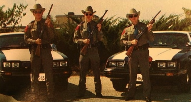The Texas State Troopers' Favorite Fighter | FIGHTLAND