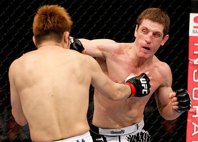 Mac Danzig MMA Stats, Pictures, News, Videos, Biography - Sherdog.com