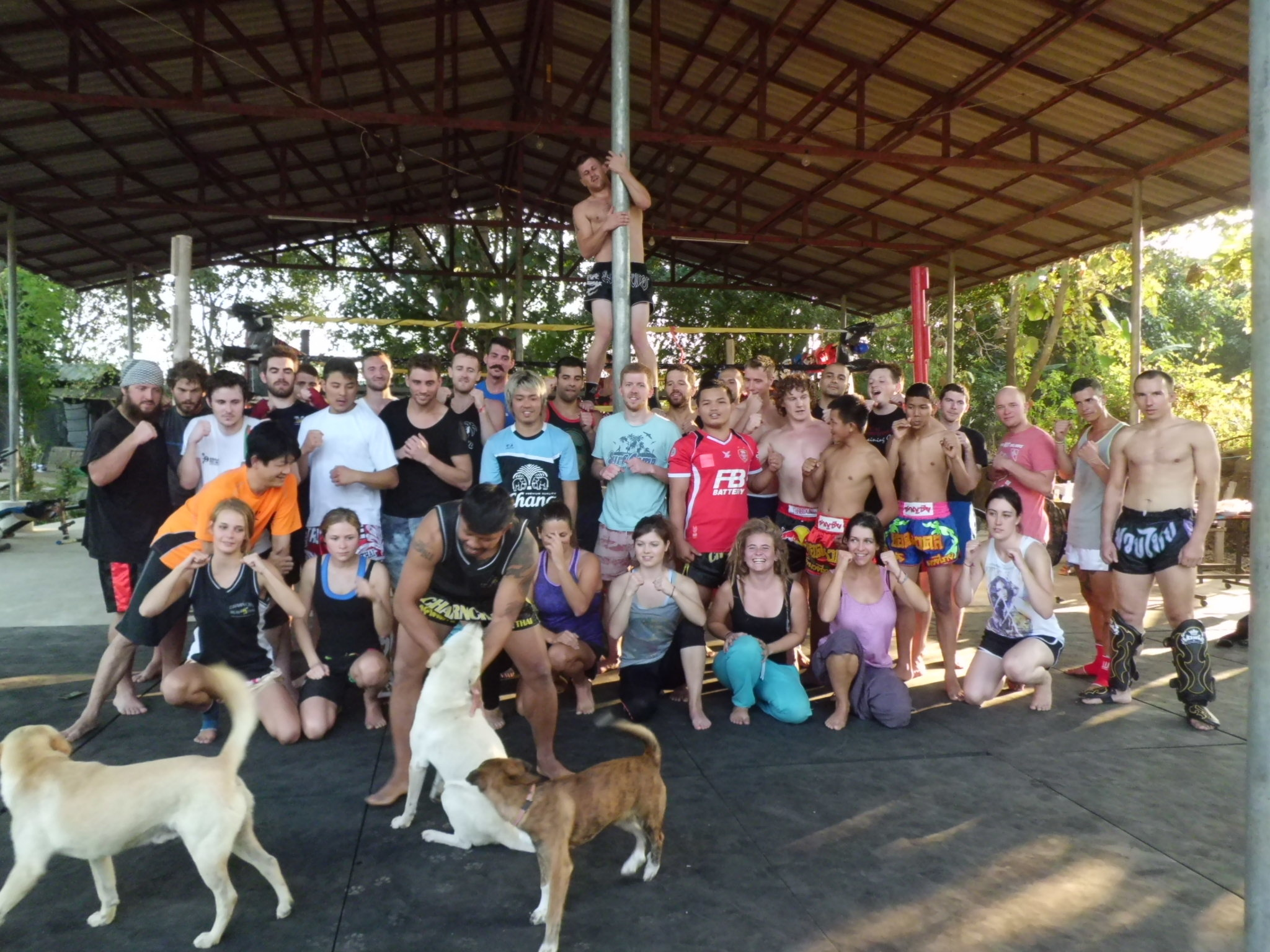 An American in Thailand: Lost in Charn Chai - Part 1