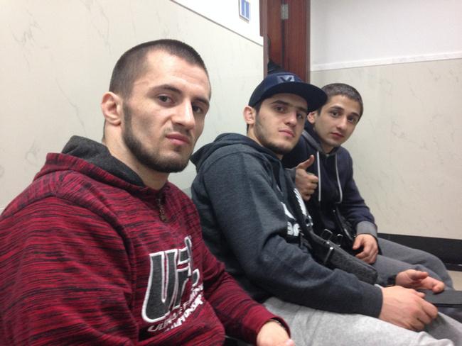does no one smile in dagestan sherdog forums ufc
