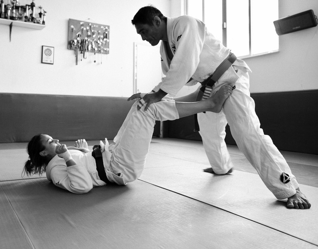 The House of Rickson: An Afternoon in Rio with Jiu-Jitsu's Royal