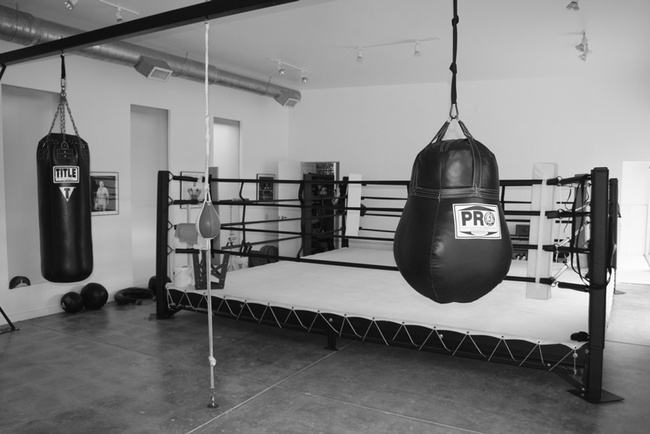 Contemporary vs  Traditional: Willard Ford's Strong Sports Gym
