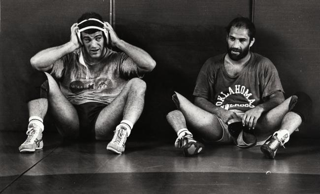 Mark & Dave Schultz