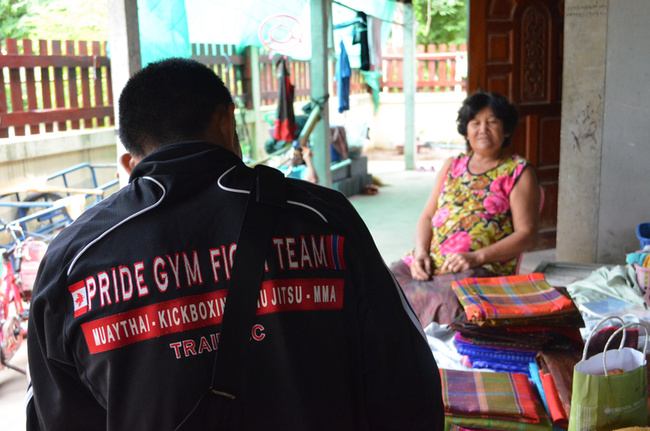 community news, The Traditional Fashion of Muay Thai