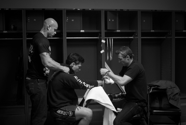 community news, Model Turned UFC Fighter Alan Jouban Enters the Octagon