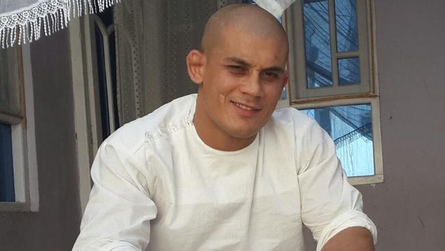 Baz Mohammad Mubariz: Afghanistan's MMA Ambassador
