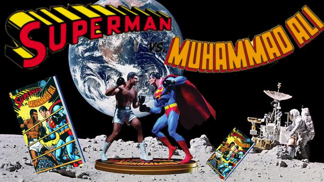 how is muhammad ali a hero