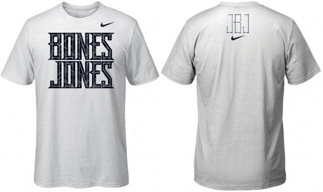 t shirt nike jon jones