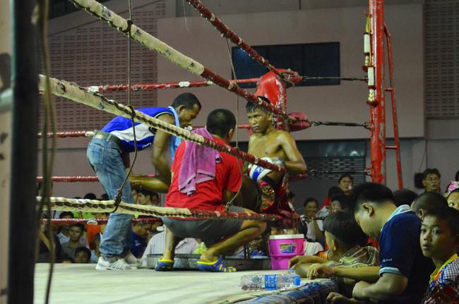 духи в тайском боксе