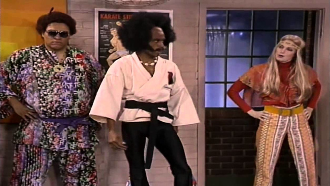 Punching Up: In Living Color's (Mostly) Funny Fight Skits