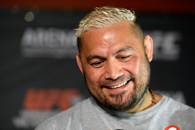 Weighing the Options of Mark Hunt