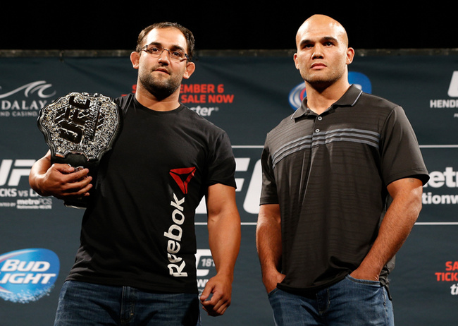 Ruthless Retribution Can Robbie Lawler Turn The Tide On Johny