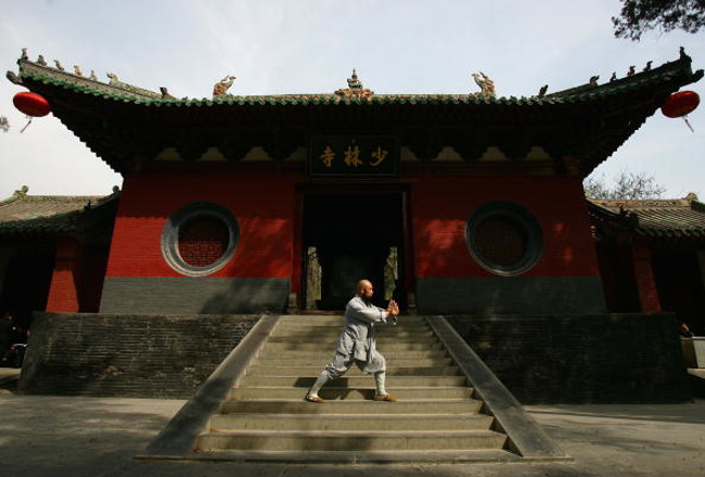 Meridians, Death Strikes, and Secrets of the Shaolin Fist