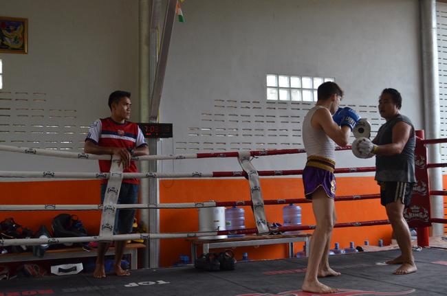 Meditative Muay Thai: Training in the Khao Yai Mountains   FIGHTLAND
