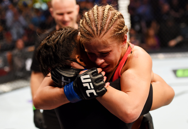 Young Hearts Run Free: The Gift of Youth in the UFC   FIGHTLAND