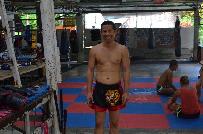 When The Thai Boys Earn Money From Fighting Sometimes They Give Their To Families