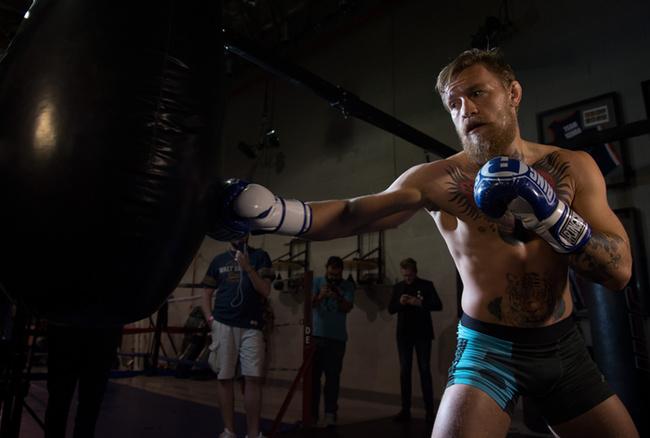 Conor McGregor's Irish Taekwondo
