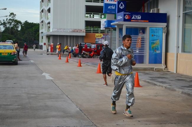 сгонка веса в тайском боксе