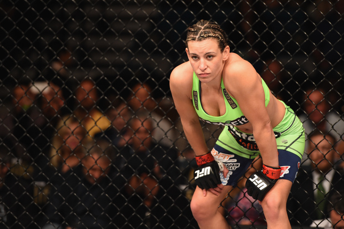 should breast size be factored into mma weightclasses fightland