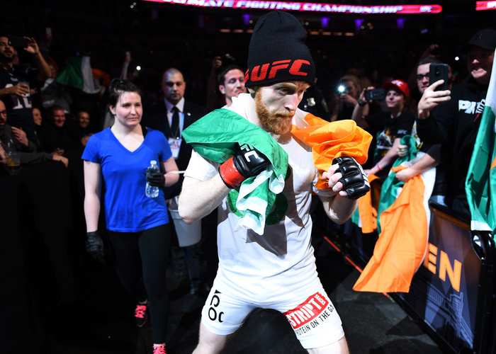 community news, Paddy Holohan Has No Plans of Slowing Down After UFC Dublin