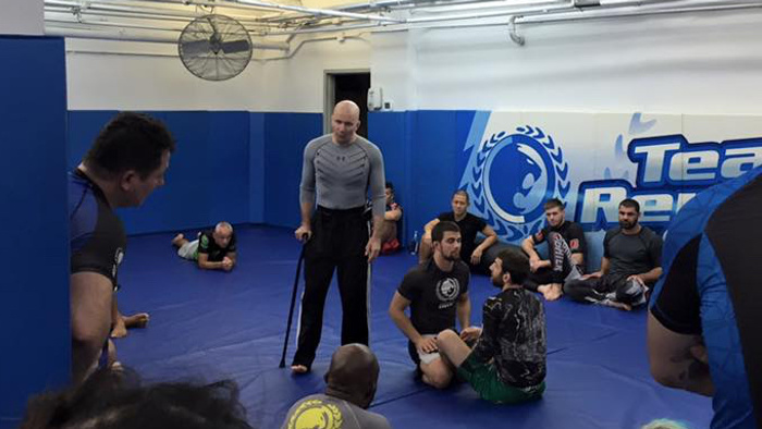 community news, John Danaher Returns to BJJ after Major Surgery, Defying Our Mutual Suffering Pact