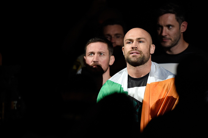 community news, Strength Training Has Reawakened The Animal in Cathal Pendred