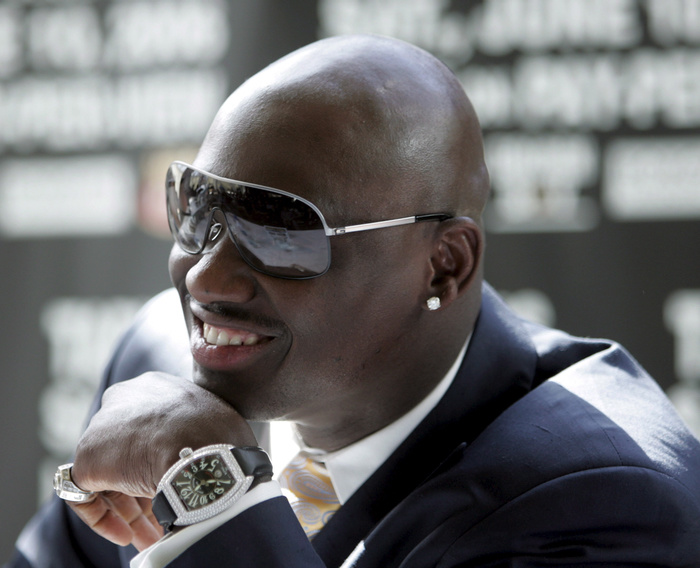 community news, Boxer Antonio Tarver Tests Positive for Banned Substance
