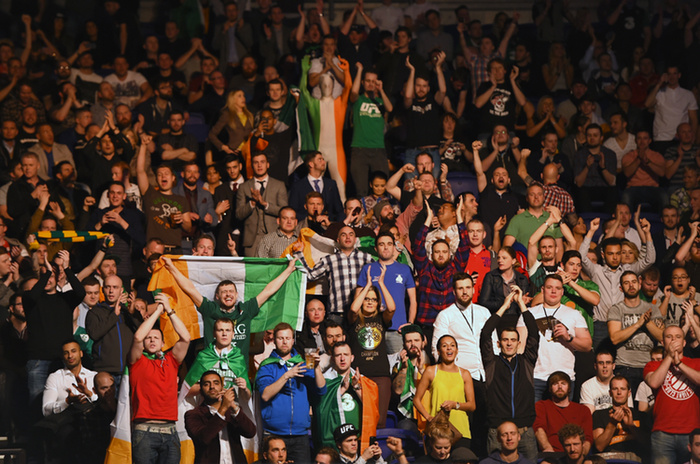 Dublin Remains The Best Fight Town on the Planet According to Dana White