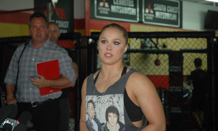 """community news, Salsa Connects the Dots from Rousey to """"The Rumble in the Jungle"""""""