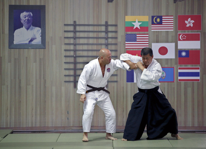 Aikido Images wushu watch: lessons to learn from aikido | fightland