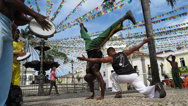 Capoeira 7 scene 4