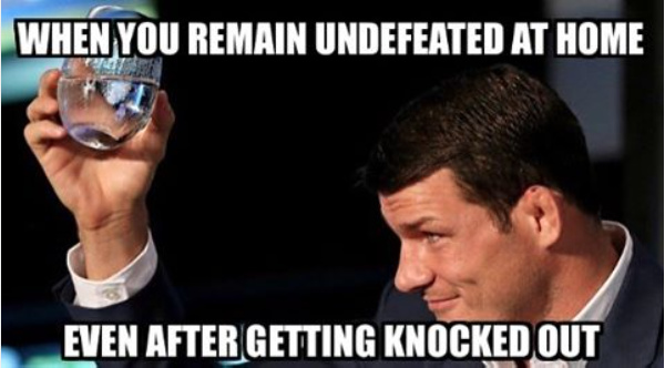 Weighing The Options Of Michael Bisping Fightland