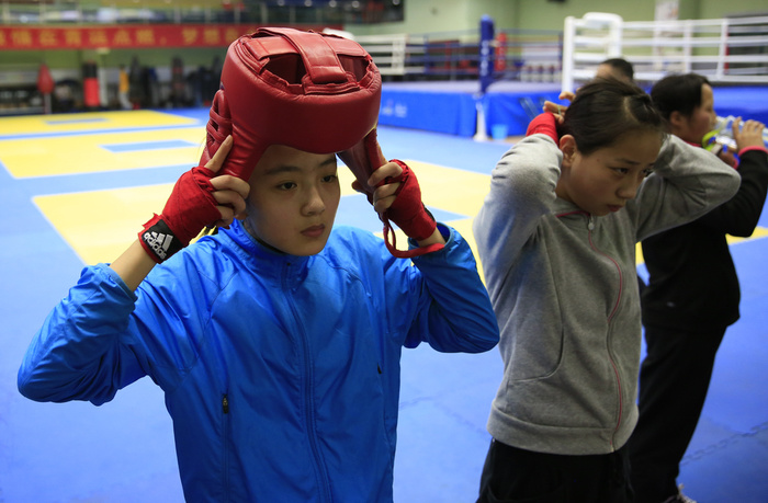 Remarkable, the women amateur boxers rules regulations are absolutely