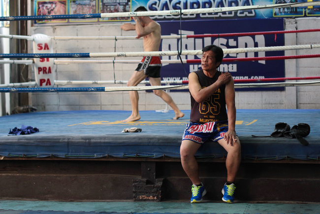 community news, Three Generations of Muay Thai: Sasiprapa Gym
