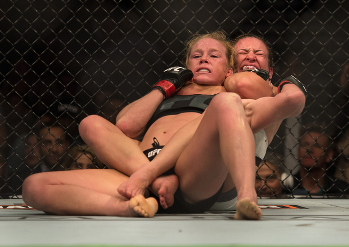 The Rear Naked Choke: MMA's Most Deceptive Finish