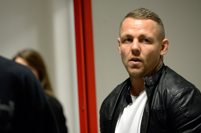 community news, Ross Pearson and Chad Laprise Conspire to Fight at Their Natural Weights