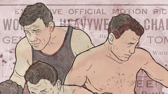 community news, Remembering Hemingways Heavyweight Bromance with a Kiwi Plumber