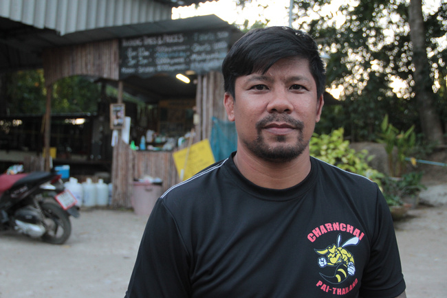 The Muay Thai Bee of Pai Valley