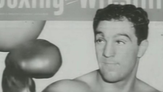 Throwback Thursday: Rocky Marciano Hangs Up His Gloves