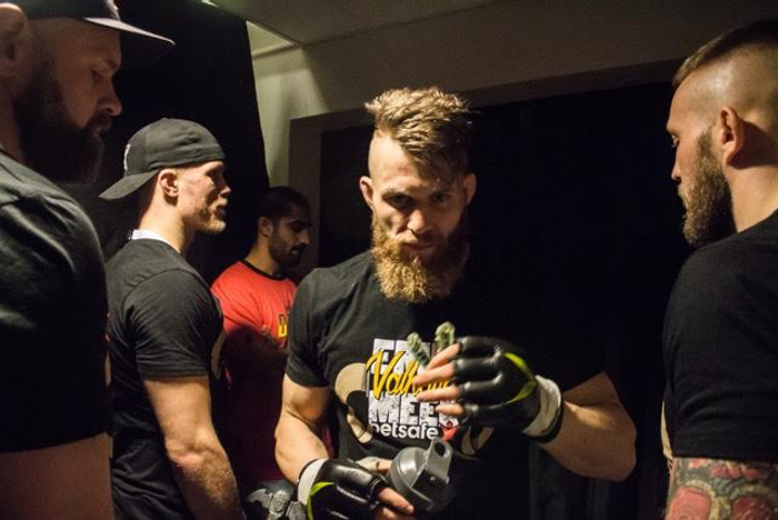 UFC Viking - Magazine cover