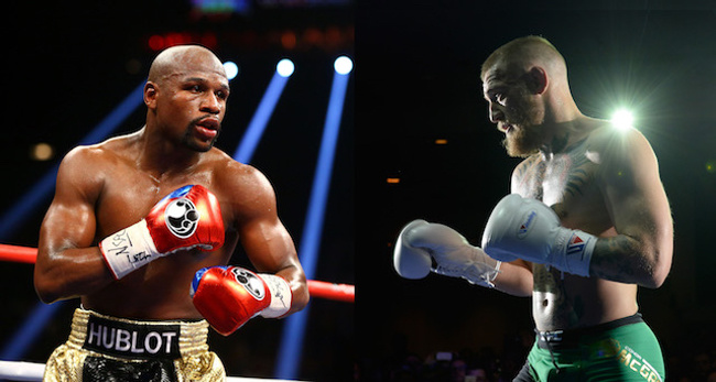 community news, Could the Billion Dollar Fight Between Mayweather and McGregor Rumors Be For Real?